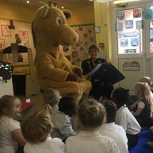Year 1 Gerald the Giraffe 2