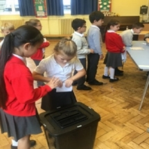School Council Election Day 4